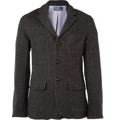 Polo Ralph Lauren Herringbone Wool Jacket