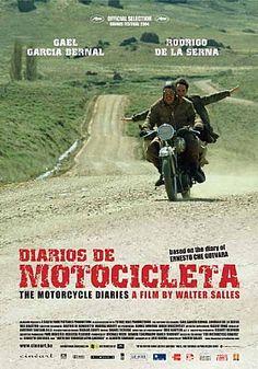 モーターサイクルダイアリーズ チェゲバラ憧れる いつかバイクで南米縦断したい