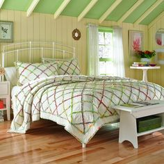 Laura Ashley Ruffled Garden Bedding By Laura Ashley Bedding, Comforters, Comforter Sets, Duvets, Bedspreads, Quilts, Sheets, Pillows