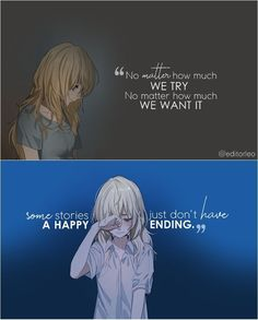 Sad Anime Quotes, Manga Quotes, Dark Quotes, New Quotes, April Quotes, Happy Quotes, Painting & Drawing, Your Lie In April, A Silent Voice
