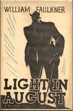 William Faulkner | Light In August 1933 first UK edition