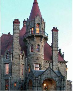 craigdarroch castle,Victoria, British Columbia