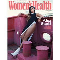 Alex Scott, Ballet Shoes, Dance Shoes, Covergirl, Health, October, Instagram, Women, Ballet Flats