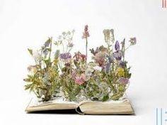 Image result for eski kitaplardan yapılan tasarımlar