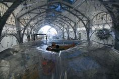 Tomás Saraceno's Biospheric Cloud Cities | 22 Dreamy Art Installations You Want To Live In