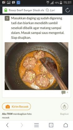 Resep saus Steak, Beef, Food, Meat, Meal, Eten, Steaks, Meals, Ox