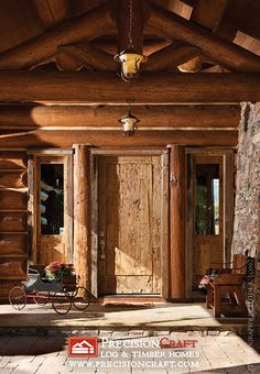 1000 images about front doors on pinterest log homes for Stazione di jackson hole cabin