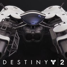 Destiny 2 - Player Ships, Mark Van Haitsma on ArtStation at https://www.artstation.com/artwork/NLowD
