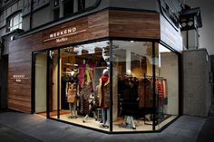 Weekend MaxMara store by stephenpotter15, via Flickr