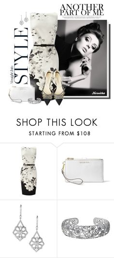 """""""nr 1310 / Elegance"""" by kornitka ❤ liked on Polyvore featuring Coast and MICHAEL Michael Kors"""