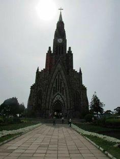 Igreja de pedra_Gramado RS Brasil