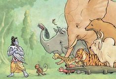 Taoism, Buddhism, Rama Sita, Om Art, Indian Illustration, Lord Krishna Images, Krishna Painting, Hanuman, Mythology