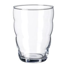 SKOJA Glass IKEA Can be stacked inside one another to save space in your cabinets when not in use.