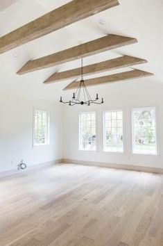 "Why Choose Faux Wood Beams Over Real Wood? ""Why if I utilize artificial beams?"" That can be just actually a question asked by builders and homeowners alike that might be currently thinking of setting up ceiling beams within the job… Continue Reading → Home Renovation, Home Remodeling, Br House, Faux Wood Beams, Wood Ceiling Beams, Shiplap Ceiling, Ceiling Design, Home Living Room, Living Room Flooring"