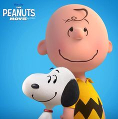 Peanuts Movie- Nov. 6th 2015