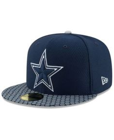 566b89e7165 New Era Dallas Cowboys Sideline 59FIFTY Fitted Cap Men - Sports Fan Shop By  Lids - Macy s