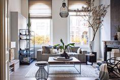 A Dutch Interior Designer's Monochrome Home Is Effortlessly Elegant — House Tour