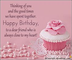Happy Birthday Friend Wishes, Images, Quotes, Messages, Cards and Pictures Birthday Wishes For A Friend Messages, Happy Birthday Wishes For A Friend, Birthday Greetings For Facebook, Happy Birthday Wishes Images, Happy Birthday Cousin Female, Religious Birthday Wishes, Happy Birthday Wishes Friendship, Birthday Cake Quotes, Birthday Wishes Cake