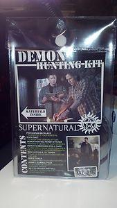 Supernatural demon hunting kit on ebay