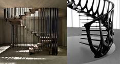 What a Staircase Railing Can Do to an Interior