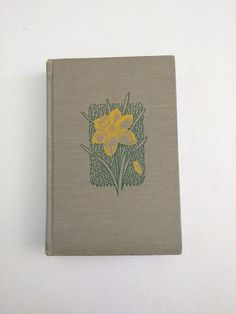 Favorite Flowers in Color Vintage 1949 by TheDustyBookNook on Etsy