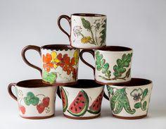 Camilla Hayes ceramics...