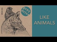 Prey Drive - Like Animals (Lyric Video)   Tabula Rasa   Alternative Rock