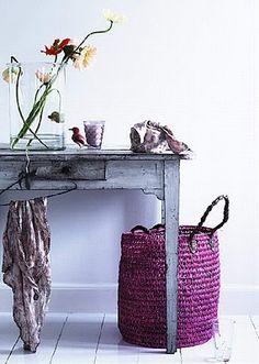 #design #purple #interior