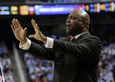 coach lenord hamilton | Florida State coach Leonard Hamilton directs his team against North ...