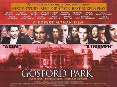 86 Gosford Park Ideas Park Robert Altman Kristin Scott