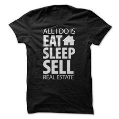 Eat Sleep Sell T-Shirts, Hoodies, Sweatshirts, Tee Shirts (23.99$ ==> Shopping Now!)