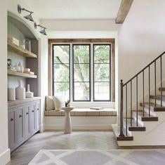 Maxine Custom Home Builders, Custom Homes, Urban Electric, Window Seat Cushions, Window Seats, Interior Architecture, Interior Design, Modern Interior, Lisa