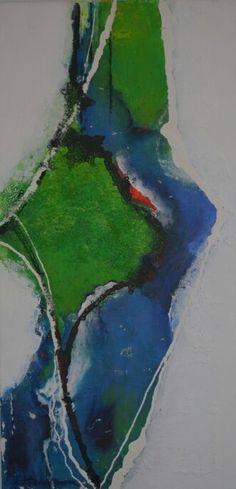 No.2 Kleurige moderne abstracte schilderijen, acrylverf op doek zonder lijst. Prijzen varieren tussen de 50 en  195 euro. Voor meer informatie neem contact op met schilderijen.Fenny@gmail.com