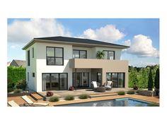 Terassenüberdachung, aber umgekehrt, Top Star S 148 - #Einfamilienhaus von Hanlo