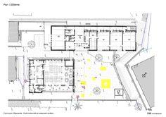 Groupe scolaire d'Aigurande / 2NE Architecture - Bruno et Gabriel Robinne