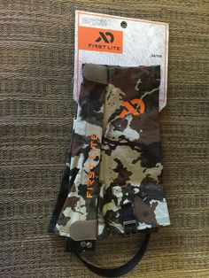 a476aa6c25902 First Lite Gaiters Fusion Large #FirstLite Archery Gloves, Hunting Gear