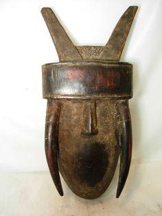 Lot 259, Outstanding Toma Mask, Liberia / Guinea