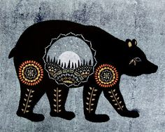 Ursa Major     by Angie Pickman  	    	Previous On the Wall print