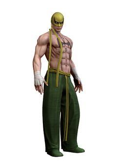 Iron Fist Immortal Weapon Costume Now Available! | MarvelHeroes2016.com