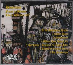 Headache Records 05