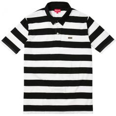 SUPREME -DELIVERY POLO -THE SHAPE OF THE SEASON