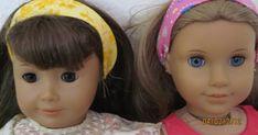 Pintresting Challenge: American Girl Doll headband