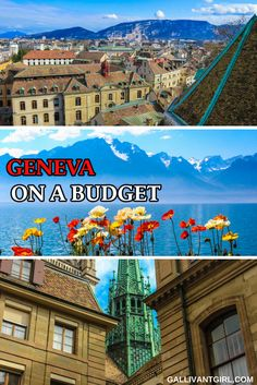 Is it possible to visit Europe's most expensive country on a budget? Check out this Geneva guide full of tips for visiting Geneva on a budget.