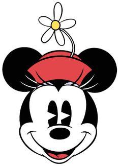 Classic Minnie Face 3