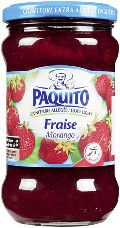 confiture de fraise intermarche