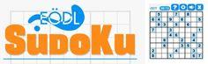 Optische Serialität, Raumorientierung und Aufmerksamkeit werden bei diesem Spiel trainiert. Sudoku, Tech Companies, Company Logo, Logos, Dyscalculia, Dyslexia, Games, Logo