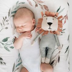 Carson The Lion From Birth Soft Toy by Banks-Lyon Botanical, the perfect gift for Explore more unique gifts in our curated marketplace. Newborn Toys, Baby Toys, Baby Newborn, Baby Presents, Baby Gifts, Handmade Baby, Handmade Toys, Peluche Lion, Lion Toys