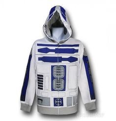Je veux être R2D2 malgré mon mètre 75!