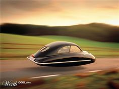 Future, car, future car