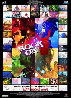 Rock On 2(2016) Bollywood Movie Watch and Download Free | Watch Free HD Movies